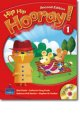 画像: Hip Hip Hooray 2nd Edition 1 Student Book with CD