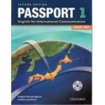 画像: Passport 2nd edition level 1 Student Book with Full Audio CD