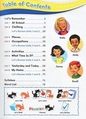 画像3: Let's Go 4th Edition level 3 Student Book with CD Pack