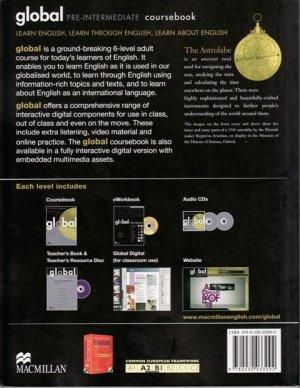 画像2: Global Pre-Intermediate Coursebook+eWorkbook