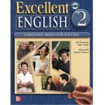 画像: Excellent English Level 2 Student Book with Audio CD