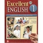 画像: Excellent English Level 1 Student Book with Audio CD