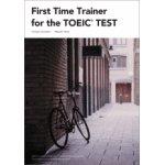 画像: First Time Trainer for the TOEIC Test