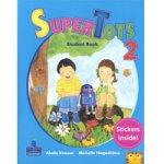 画像: Supertots 2 Student Book