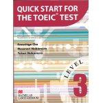 画像: Quick Start for the TOEIC Test 3 Student Book with CD