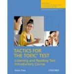 画像: Tactics for the TOEIC® Listening & Reading Test Introductory Course Pack
