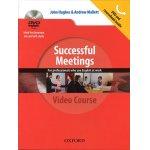 画像: Successful Meetings Student Book and DVD Pack