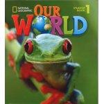 画像: Our World 1 Student Book with CD-ROM