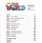 画像: Our World 2 Student Book with CD-ROM