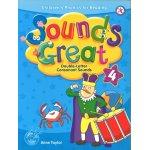 画像: Sounds Great 4 Student Book with Hybrid CD