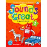 画像: Sounds Great 1 Student Book with Hybrid CD