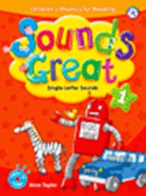 画像1: Sounds Great 1 Student Book with Hybrid CD