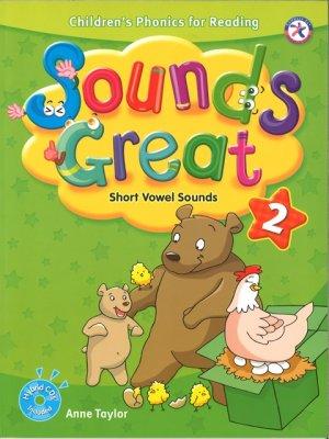 画像1: Sounds Great 2 Student Book with Hybrid CD