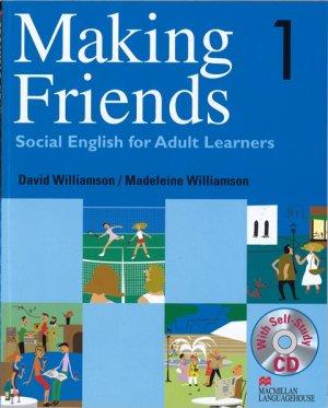 画像1: Making Friends 1 Student Book 大人のためのやり直し英会話