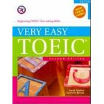 画像: Very Easy TOEIC 2nd edition Student Book w/Removable answer key and MP3 CDs