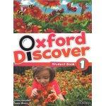 画像: Oxford Discover Level 1 Student Book