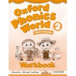画像: Oxford Phonics World  2 Short Vowels Workbook
