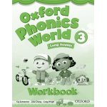 画像: Oxford Phonics World  3 Long Vowels Workbook