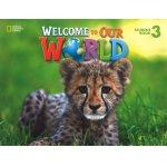 画像: Welcome to Our World 3 Student Book ,Text Only