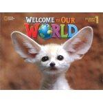 画像: Welcome to Our World 1 Student Book 、Text Only