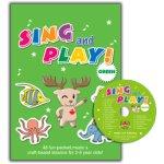 画像: Sing and Play! Green Craft Book with CD
