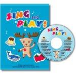 画像: Sing and Play! Blue Craft Book with CD