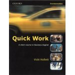 画像: Quick Work Pre-Intermediate  Student Book