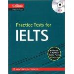 画像: Practice Tests for IELTS w/MP3 CD