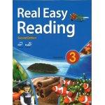 画像: Real Easy Reading 2nd edition Level 3 Student Book w/Audio CD