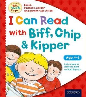 画像1: I Can Read! with Biff,Chip & Kipper