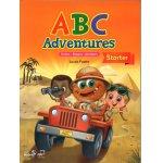 画像: ABC Adventures Starter Student Book with Hybrid CD