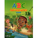 画像: ABC Adventures 1 Student Book with Hybrid CD