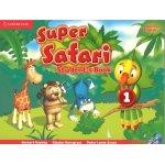 画像: Super Safari American English 1 Student's Book with DVD ROM