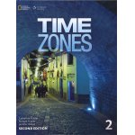 画像: Time Zones 2nd Edition Level 2 Student Book Text Only