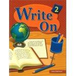 画像: Write On 2 Student Book