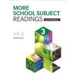 画像: More School Subject Reading 2nd edition Level 3 Student Book with Workbook and Hybrid CD