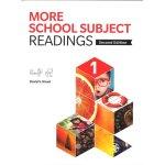 画像: More School Subject Reading 2nd edition Level 1 Student Book with Workbook and Hybrid CD