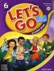画像: Let's Go 4th Edition level 6 Student Book with CD Pack