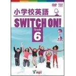 画像: 小学校英語Switch On! Grade 6 DVD & CD ROM