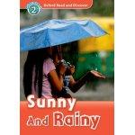 画像: Read and Discover Level 2 Sunny and Rainy