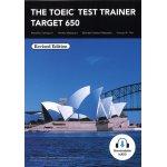 画像: The TOEIC TEST Trainer Target 650 Revised edition Text