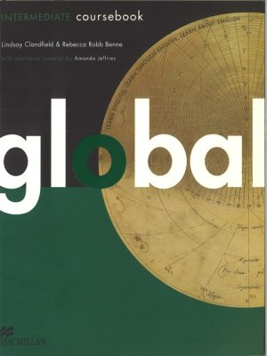 画像1: Global Intermediate Student Book +eWorkbook