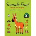 画像: Sounds Fun ! 3 Student Book with Audio CD(Long Vowels&double letter consonants)