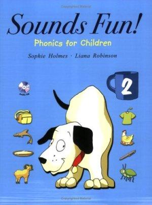 画像1: Sounds Fun ! 2 Student Book with Audio CD(Short  Vowels)