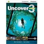 画像: Uncover level 3 Student Book
