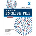 画像: American English File 2nd Edition Level 2 Student Book w/Oxford Online Skills