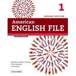 画像: American English File 2nd Edition Level 1 Student Book w/Oxford Online Skills