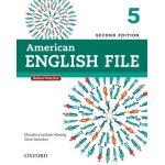 画像: American English File 2nd Edition Level 5 Student Book w/Oxford Online Skills