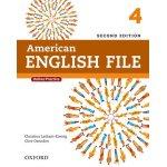 画像: American English File 2nd Edition Level 4 Student Book w/Oxford Online Skills