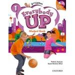 画像: Everybody Up 2nd Edition Level 1 Student Book with CD Pack